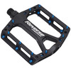 Reverse Black ONE Pedal schwarz/dunkelblau
